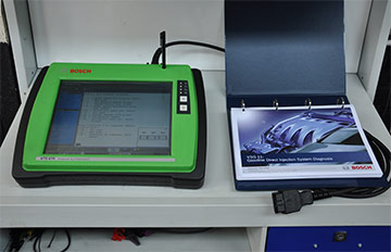 Electronic Vehicle Diagnosis Equipment